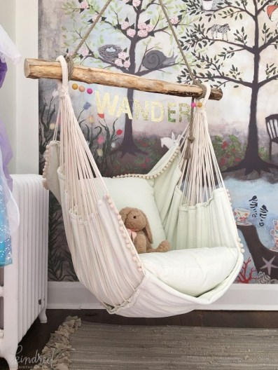 Creative Small Playroom Ideas For Kids21