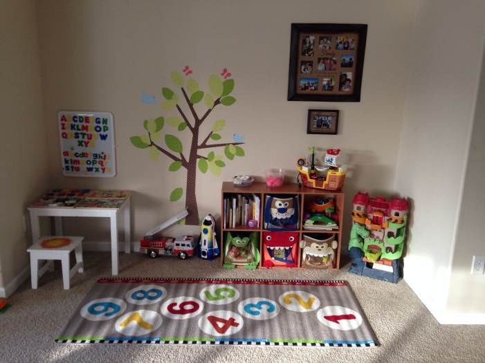 Creative Small Playroom Ideas For Kids27