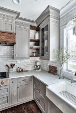Fabulous Kitchen Decoration Design Ideas With Farmhouse Style27