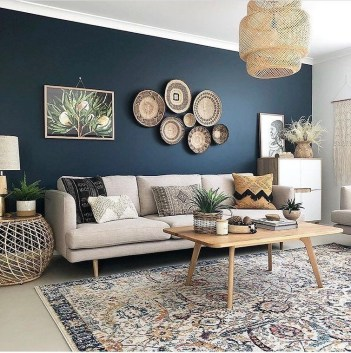 Gorgeous Living Room Wall Decor Ideas15