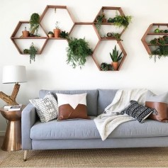 Gorgeous Living Room Wall Decor Ideas36