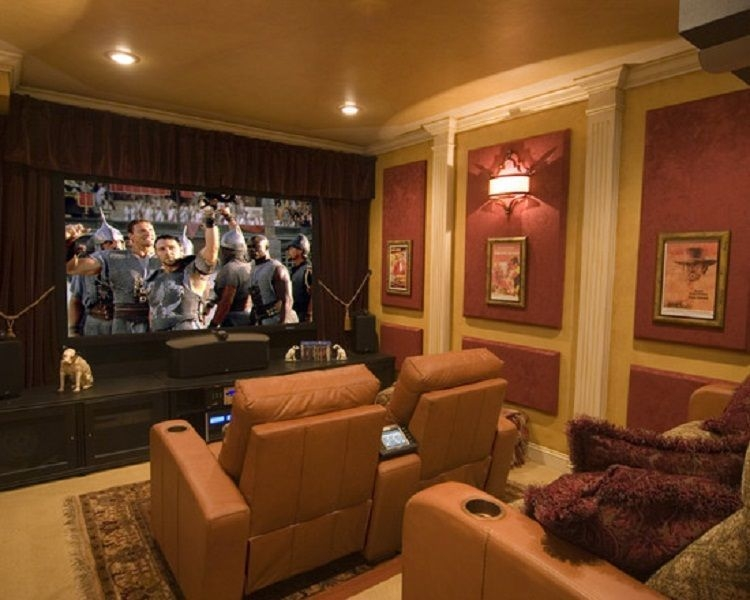 Inspiring Theater Room Design Ideas For Home01