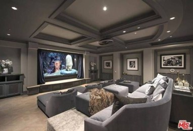 Inspiring Theater Room Design Ideas For Home05
