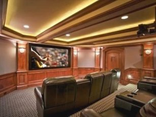 Inspiring Theater Room Design Ideas For Home07