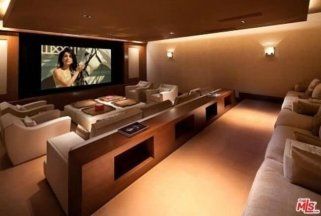 Inspiring Theater Room Design Ideas For Home13