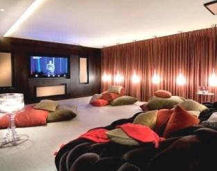 Inspiring Theater Room Design Ideas For Home28