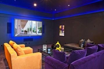 Inspiring Theater Room Design Ideas For Home38
