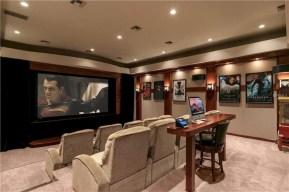 Inspiring Theater Room Design Ideas For Home45