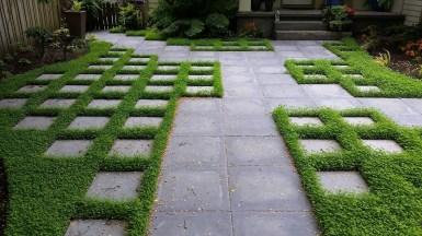 Magnificient Gravel Landscaping Design Ideas For Backyard10