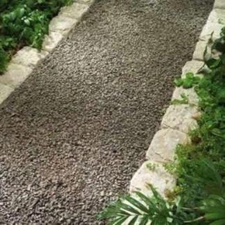 Magnificient Gravel Landscaping Design Ideas For Backyard32