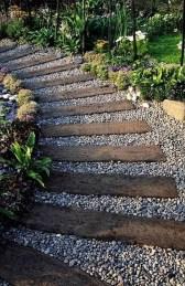 Magnificient Gravel Landscaping Design Ideas For Backyard34