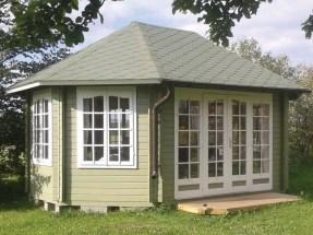Modern Wood Pavilion Design Ideas For Backyard07