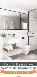 Outstanding Bathroom Makeovers Ideas For Small Space22