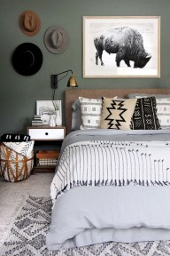 Smart Bedroom Decor Ideas With Farmhouse Style02