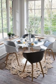 Stunning Dining Tables Design Ideas For Small Space01