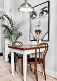 Stunning Dining Tables Design Ideas For Small Space04