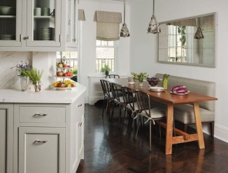 Stunning Dining Tables Design Ideas For Small Space10