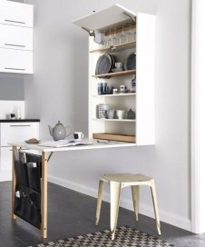 Stunning Dining Tables Design Ideas For Small Space27