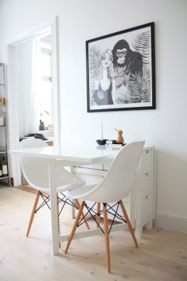 Stunning Dining Tables Design Ideas For Small Space32
