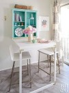 Stunning Dining Tables Design Ideas For Small Space38