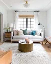 Unique Summer Decor Ideas For Living Room02