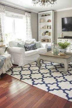 Unique Summer Decor Ideas For Living Room08