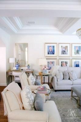 Unique Summer Decor Ideas For Living Room18