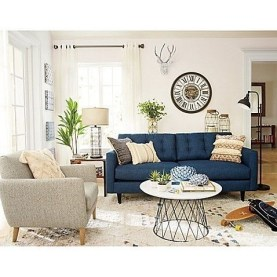 Unique Summer Decor Ideas For Living Room22