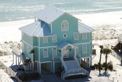 Wonderful Beach House Exterior Color Ideas08