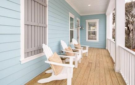 Wonderful Beach House Exterior Color Ideas10
