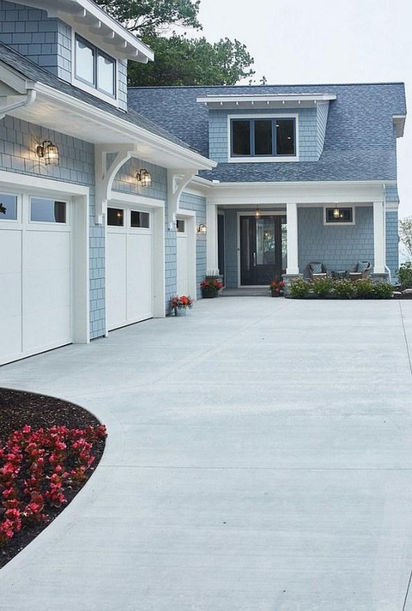 Wonderful Beach House Exterior Color Ideas20