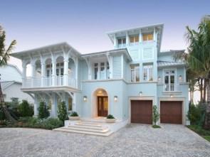 Wonderful Beach House Exterior Color Ideas42