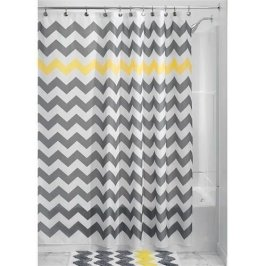 Wonderful Yellow And White Bathroom Ideas14