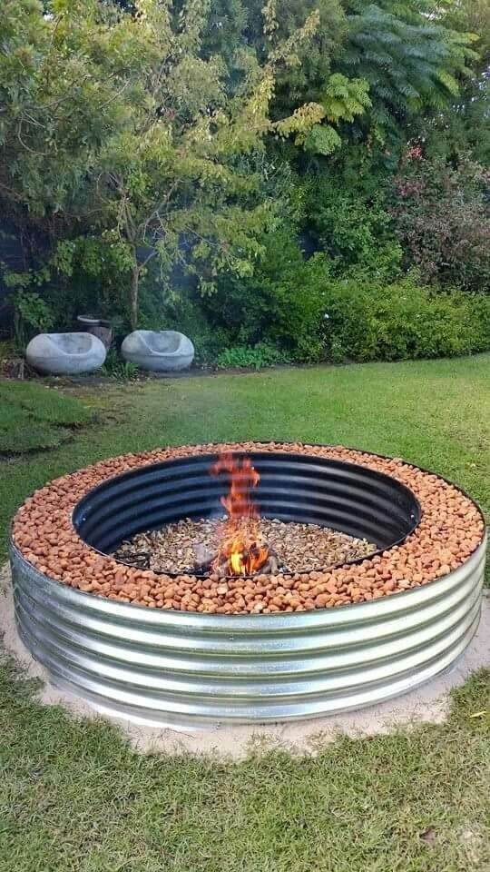 Beautiful Outdoor Fire Pits Ideas37