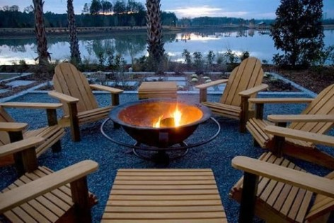 Beautiful Outdoor Fire Pits Ideas43