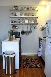 Elegant Small Apartment Organization Ideas40