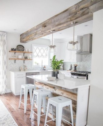 Fancy Farmhouse Kitchen Ideas For 201934