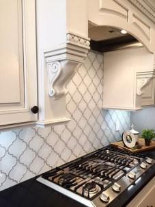 Gorgeous Kitchen Backsplash Design Ideas45