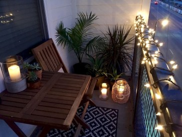 Inexpensive Apartment Patio Ideas On A Budget24