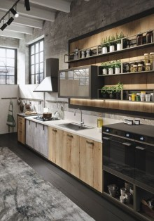 Attractive Industrial Kitchen Ideas That Will Amaze You01