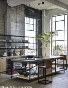 Attractive Industrial Kitchen Ideas That Will Amaze You21