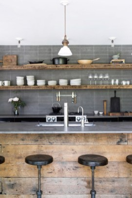 Attractive Industrial Kitchen Ideas That Will Amaze You26