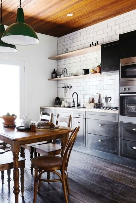 Attractive Industrial Kitchen Ideas That Will Amaze You43