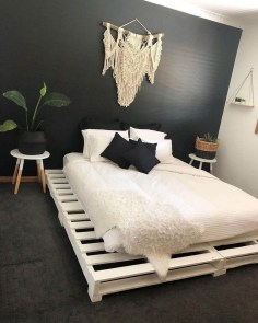 Beautiful Furniture Ideas With Pallet For You 30