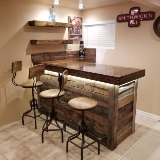 Beautiful Furniture Ideas With Pallet For You 33