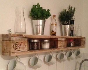 Beautiful Furniture Ideas With Pallet For You 36