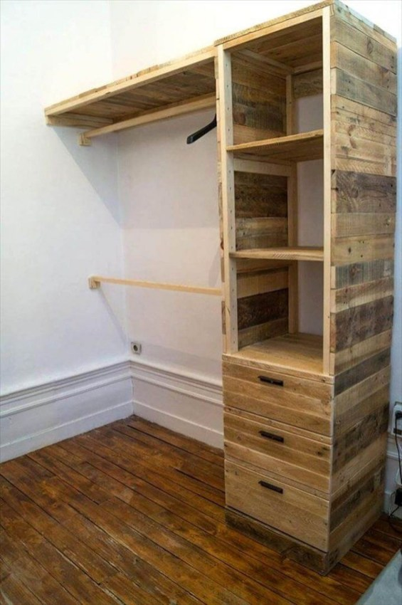 Beautiful Furniture Ideas With Pallet For You 54