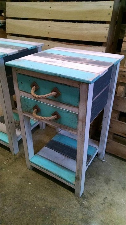 Beautiful Furniture Ideas With Pallet For You 56
