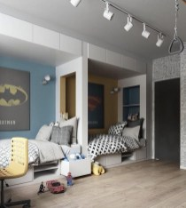 Best Memorable Childrens Bedroom Ideas With Superhero Posters 01