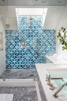 Brilliant Bathroom Tile Design Ideas That Very Inspiring 13